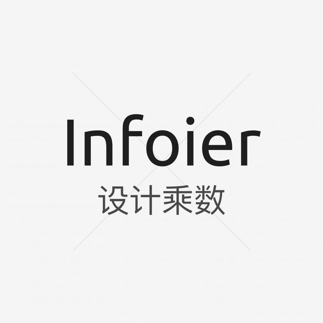 infoier   设计乘数 Logo